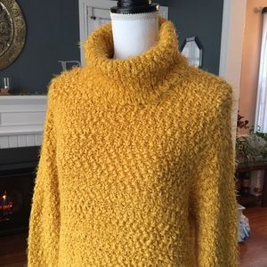 Mustard Yellow Philosophy Tunic